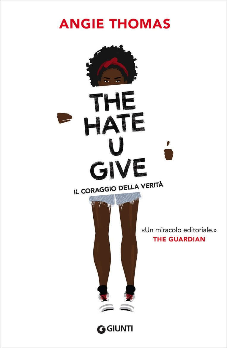 the hate u give angie thomas